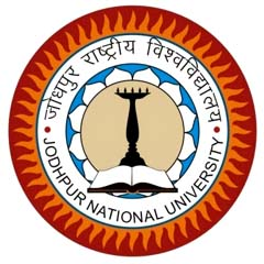 JDNU Jodhpur National University logo