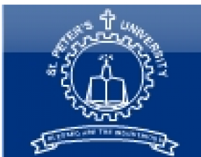 SPU St. Peters University logo